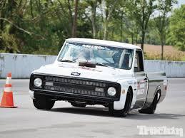 Throwdown Holley LS Fest 2012 - 1970 Chevy C10 - Truckin Magazine