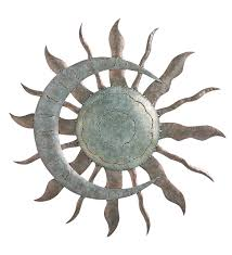 Indie Room Decor Ebay by Recycled Metal Moon And Sun Wall Art Suns And Moons Pinterest