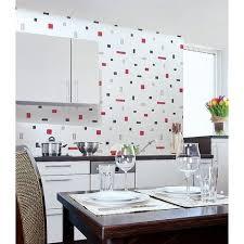 küchentapete stein tapete edem 584 20 vinyl tapete fliesen kacheln mosaik optik bad flur hochwaschbar weiß grau schwarz