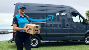 100 Delivery Truck Driver Jobs See Amazons New Prime Delivery Initiative CNN Video