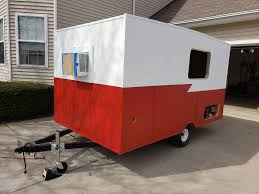 100 Hunting Travel Trailers My Foam Built Micro Camper 21 Steps With Pictures