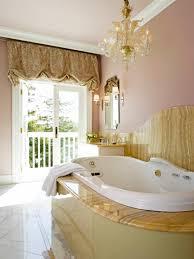 Chandelier Over Bathroom Sink by 20 Luxurious Bathrooms With Elegant Chandelier Lighting