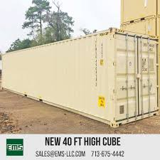 100 40 Shipping Containers For Sale Purchase For In Dallas TX E M S