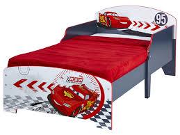chambre enfant cars lit 140x70 cm disney cars vente de lit enfant conforama