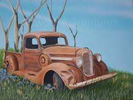 Rusty Old Time Machine"
