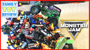 100 Monster Truck Toys For Kids 100 Car Can DRIVE Over 100 Hot Wheels