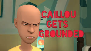 caillou refuses to take a bath grounded pg youtube