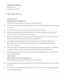 Self Employed Resume Sample Examples Fresh