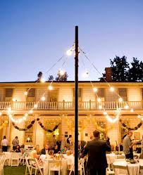 64 Best Light Outdoor Wedding Images On Pinterest Lighting Ideas