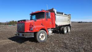 100 Dump Trucks For Sale In Michigan 1999 VOLVO WG64 Holland MI 5002557823 Equipmenttradercom