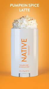 Pumpkin Spice Latte K Cups by Native Deodorant Pumpkin Spice Latte Review Popsugar Beauty