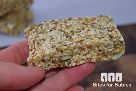 Go Raw Pumpkin Seed Bar by Chewy Sesame Bars Bites For Foodies