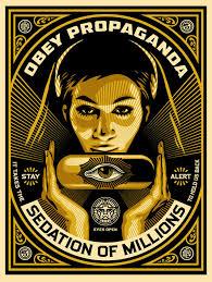 Graphics Shepard Fairey Unveils New Poster Design