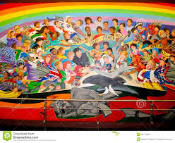 Denver International Airport Murals Removed by Children Of The World Dream Of Peace Editorial Stock Image Image
