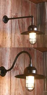 wall mount barn light add rustic charm to your accent walls with