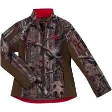 mossy oak break up infinity women u0027s softshell jacket walmart com