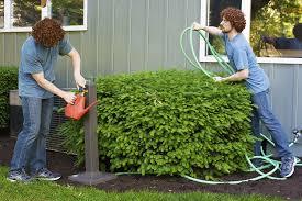 Decorative Hose Bib Extender by Amazon Com Good Ideas Oa Tim 4x4 Dbr Timber Oasis Garden Hose