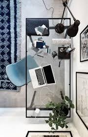 Cute Corner Desk Ideas by Best 25 Glass Desk Ideas On Pinterest Glass Office Desk Clear