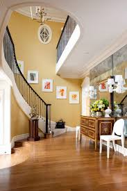 What Is The Beautiful Gold Yellow Paint Color On Walls