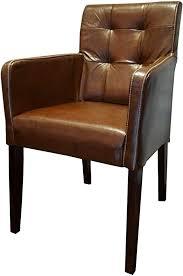 echtleder esszimmerstühle mit armlehnen stuhl sess