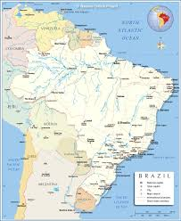 100 Where Is Brasilia Located Detailed Map Of Brazil Nations Online Project