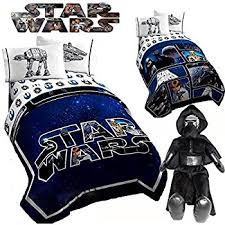 amazon com star wars trooper world twin comforter and sheet set