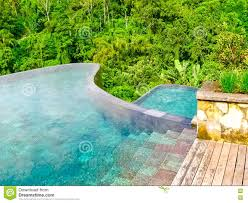 100 Hanging Gardens Hotel Bali Indonesia April 13 2014 View Of Swimming Pool At Ubud