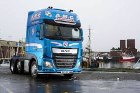 100 Truck It Transport New XF 530 DAF Is Catch Of The Day For AMG News