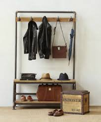 Image Is Loading Entryway Hall Tree With Bench Shoe Rack Coat