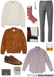 Winter Date Night Outfit For Men