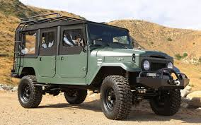 Icon Toyota FJ44 Four-Door For Sale, Only $157,000 - Truck Trend News
