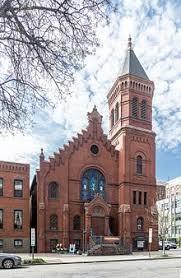 Concordia German Evangelical Church Aka United Of Christ In Washington DC