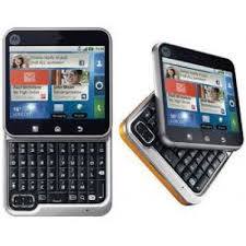 Motorola Flipout MB511 AT&T SmartPhone slide out keyboard Android