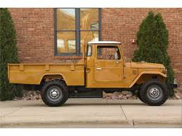 1982 Toyota Land Cruiser FJ For Sale | ClassicCars.com | CC-924915 No More Camper Shell 1982 Toyota Pickup Pinterest Camper Deluxe Long Truck 2wd Rn44 198283 Wallpapers 1280x960 Daily Turismo 1k Wheelbase Hilux Crew Cab Prerunner Pickup Safro Investment Cars The Original 4runner Called The Trekker Wish I Had One Land Cruiser Fj43 A Of Day Hiluxsold Maine Motorland Llc Pictures Of Sr5 Sport Rn34 4x4 Short Bed Monster Lifted Custom 1980 82 Literature Ih8mud Forum Kyle Morgans On Whewell Curbside Classic When Compact Pickups Roamed