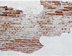 fototapete steinwand 352 x 250 cm vlies tapeten wandtapete moderne wanddeko wohnzimmer schlafzimmer büro flur weiss braun 9083011a