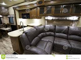 100 Modern Design Travel Trailers Recreation Vehicle Interior Stock Photo Image Of Pillow Slider