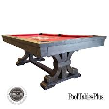 Pool Table Billiard Atlantis Custom Rustic
