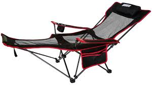 Amazon.com : ANIGU Mesh Lounge Reclining Folding Camp Chair With ... Fniture Inspiring Folding Chair Design Ideas By Lawn Chairs Beach Lounge Elegant Chaise Full Size Of For Sale Home Prices Brands Review In Philippines Patio Outdoor Pool Plastic Green Recling Camp With Footrest Relaxation Camping 21 Best 2019 Treated Pine 1x Portable Fishing Pnic Amazoncom Dporticus Large Comfortable Canopy Sturdy