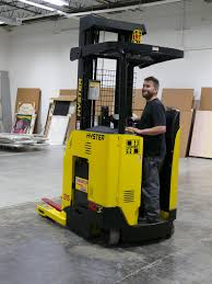 Hyster Donates Reach Truck To Portland Art Museum | Masonry Magazine Reach Trucks R14 R20 G Tf1530 Electric Truck Charming China Manufacturer Heli Launches New G2series 2t Reach Truck News News Used Linde R 14 S Br 11512 Year 2012 Price Reach Truck 2030 Ton Pt Kharisma Esa Unggul Trucks Singapore Quality Material Handling Solutions Translift Hubtex Sq Cat Pantograph Double Deep Nd18 United Equipment With Exclusive Monolift Mast Rm Series Crown 1018 18 Tonne Rushlift