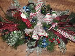 Image Is Loading Santa Claus Cemetery Christmas Tree 30 034 X20