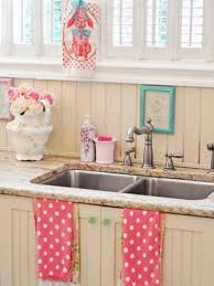Extraordinary Sweet Candy Vintage Kitchen Design Going To Throw In Some Pink And Polkadots With Teale Of Course Somewhere My Home
