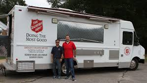 100 Salvation Army Truck Captain Donald Dohmann Deploys From Richmond To Assist With Irma