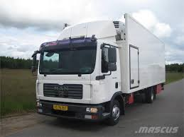 Used MAN -tgl-12-240 Reefer Trucks Year: 2008 Price: $31,412 For ...
