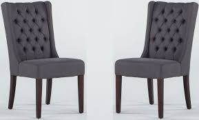 Chloe Dark Grey Linen Tufted Dining Chair Set Of 2 Skyline Fniture Tufted Ding Chair In Velvet White Room Chairs Sale Balthazar Leather Linen Set Of 2 Back Nailhead Trim Inspired Home Ashton Non Twill Metal Gray At Pottery Barn Diamond Sofa Nolan Leatherette On Charcoal Powder Coat Frame Gramercy Dark Grey Safavieh Mcr4701cset2 Milo 4 By Tallback Natural Fabric Christopher Details About 4x Beige High Upholstered Button Rockefellar Pu Or Square Arms Chrome Gold Jessica Charles Sebastian 1901t