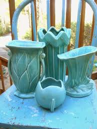 Hope and Joy Home More weekend vintage finds McCoy pottery