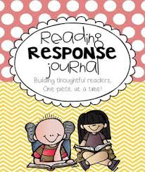 Reader s Response Journal by Lesson Plans and Lattes