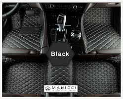 Bmw Floor Mats Canada by Manicci Luxury Custom Fitted Car Mats Black Diamond Free