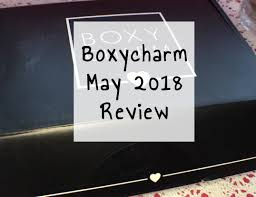Boxycharm May 2018 | Khalano Promotions Giveaways Boxycharm The Best Beauty Canada Free Mac Cosmetics Mineralize Blush For February Boxycharm Unboxing Tryon Style 2018 Subscription Review July Box First Impressions Boxycharm August Coupon Codes Below April Msa January In Coupons Hello Subscription Coupon Code Walmart Canvas Wall Art May