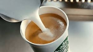 Starbucks Pouring Coffee Gif