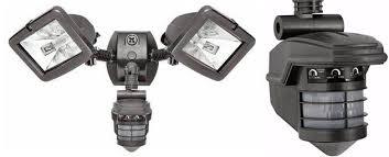 Motion Sensor Outdoor Light Fixtures Outdoorlightingss